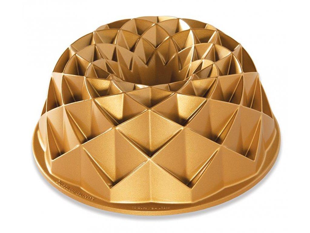 29132 forma na babovku jubilee zlata 2 4 l nordic ware