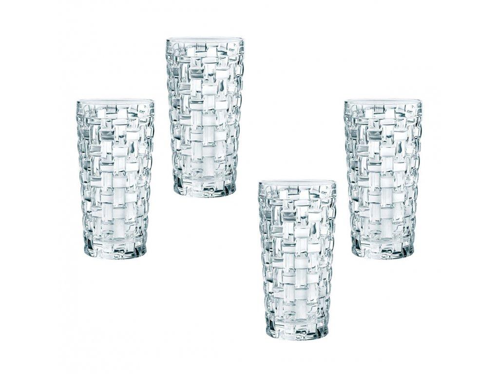 29651 6 kristalove sklenice na longdrink bossa nova 4ks 395ml nachtmann