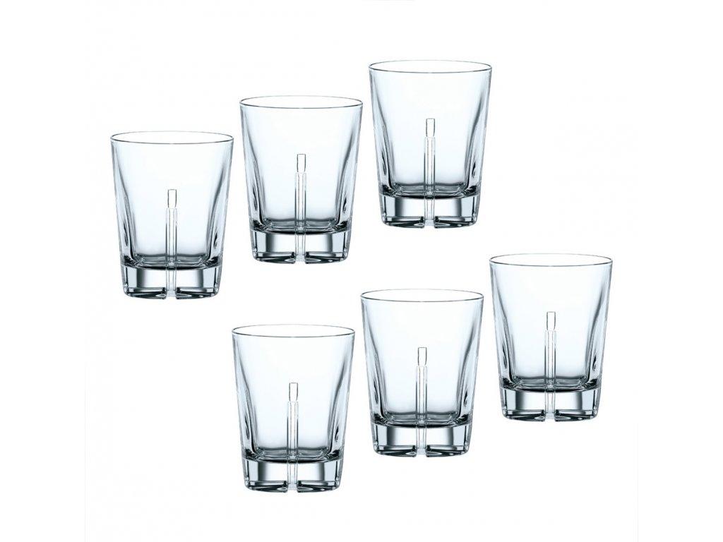 29702 1 kristalove sklenice na rum a whisky havana 6ks 345 ml nachtmann