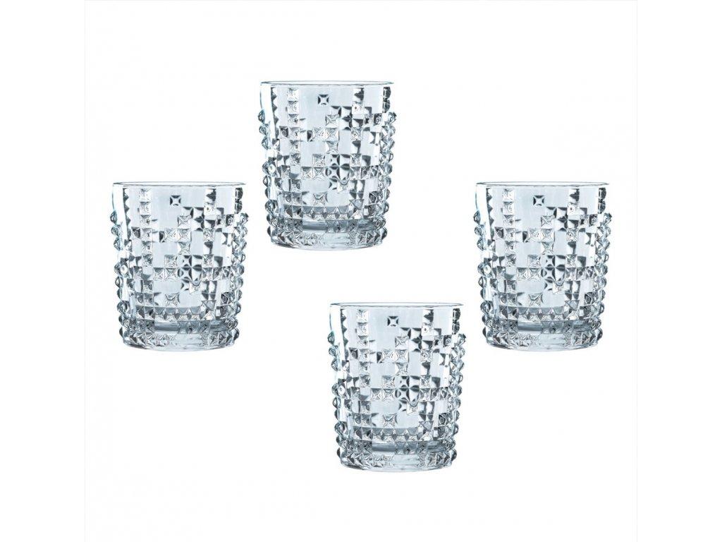 29720 1 kristalove sklenice na rum a whisky punk 4ks 348 ml nachtmann