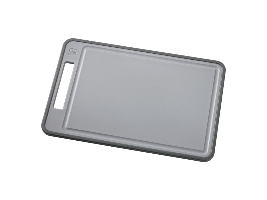 Prkénko kuchyňské šedé, 38x25x1 cm, ZWILLING