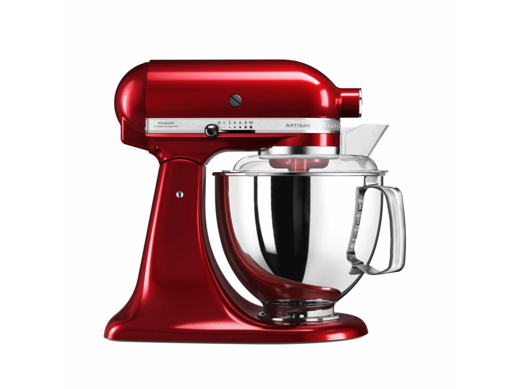 Kuchyňský Robot Artisan 5KSM175 červená metalíza, KitchenAid