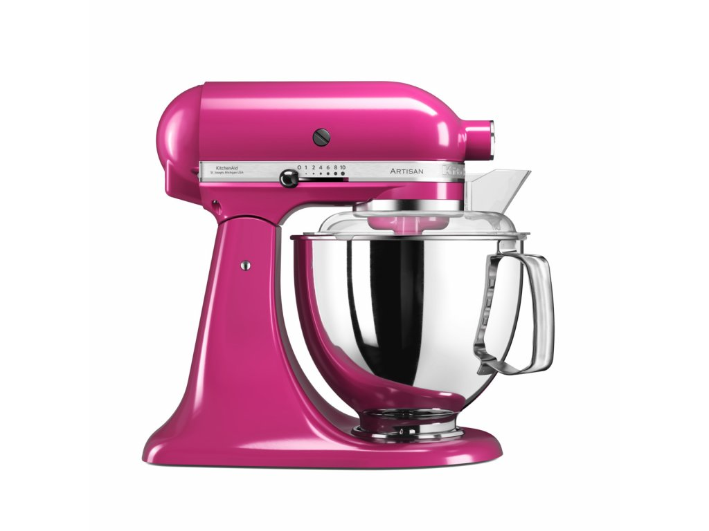 Kuchyňský Robot Artisan 5KSM175 fuchsie, KitchenAid