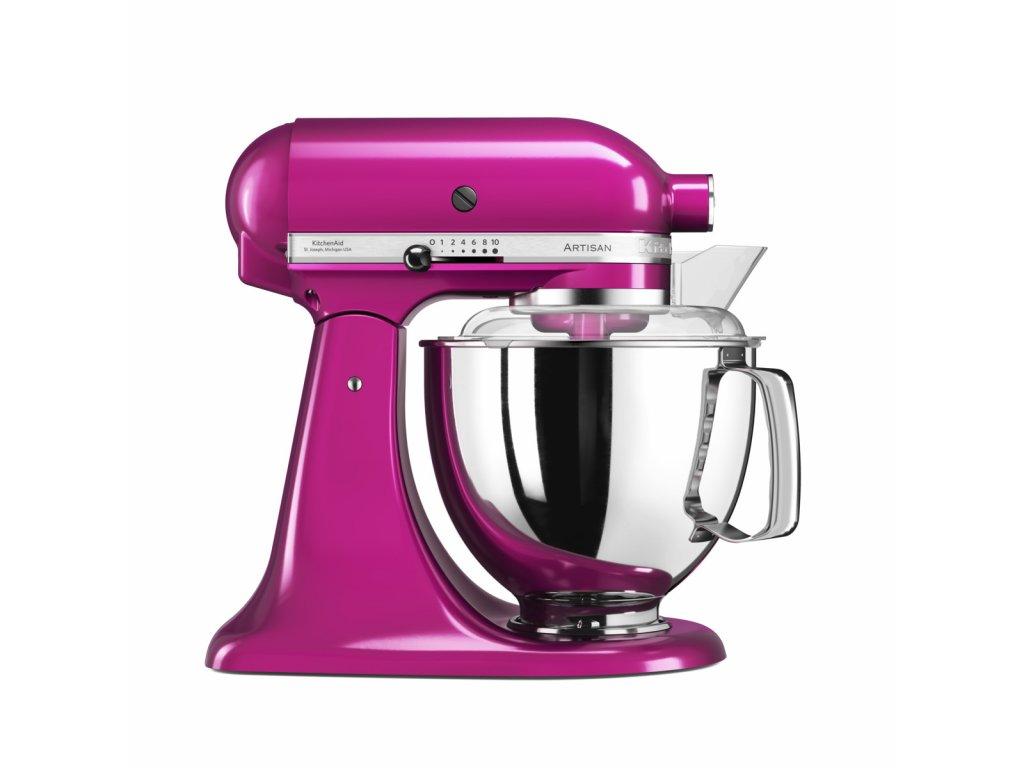 Kuchyňský Robot Artisan 5KSM175 malinová zmrzlina, KitchenAid