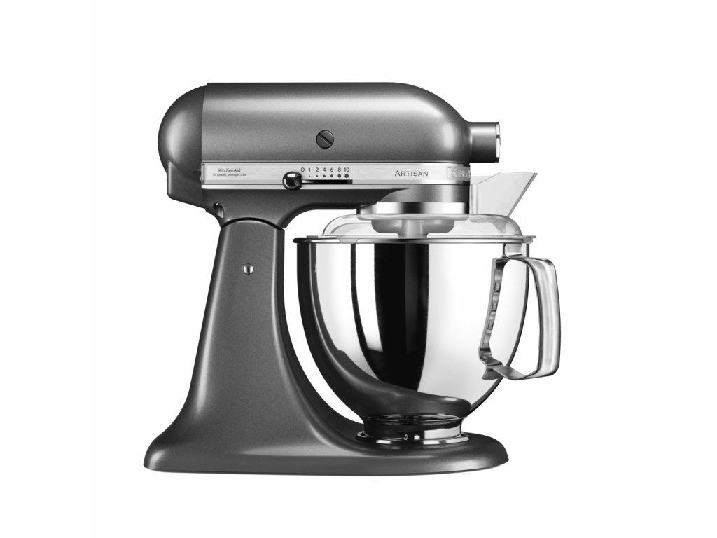 Kuchyňský Robot Artisan 5KSM175 stříbřitě šedá, KitchenAid