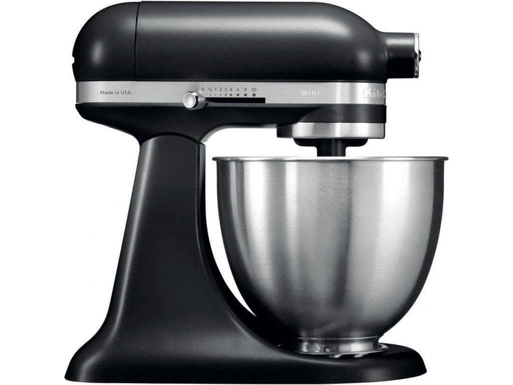 Kuchyňský Robot Artisan 5KSM 3311 matná černá, KitchenAid