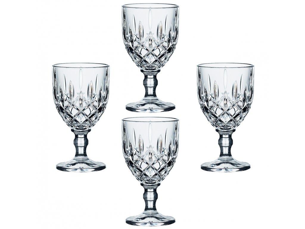 Křišťálové sklenice na Likér Noblesse 4ks 57 ml, Nachtmann
