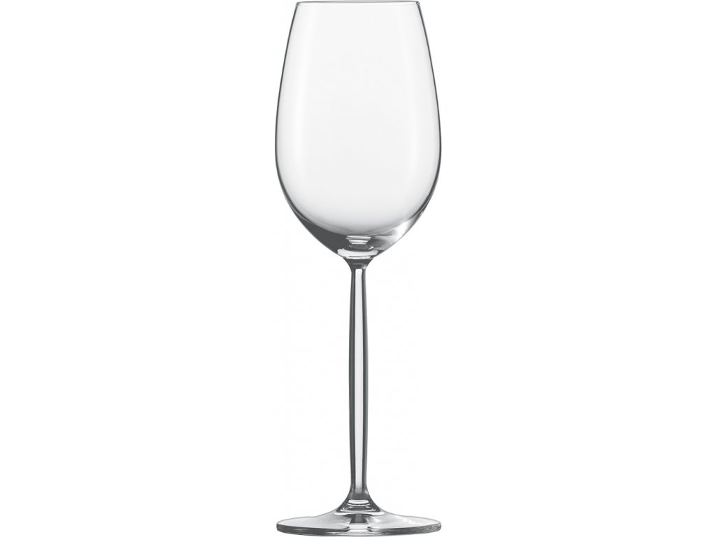 Křišťálové sklenice na bílé víno, 302ml  6ks, DIVA, SCHOTT ZWIESEL