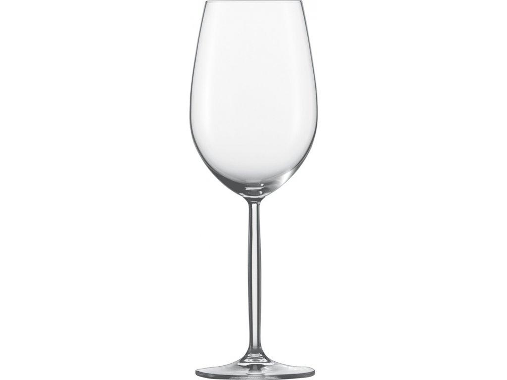 Křišťálové sklenice na červené víno BORDEAUX, 591ml  6ks, DIVA, SCHOTT ZWIESEL