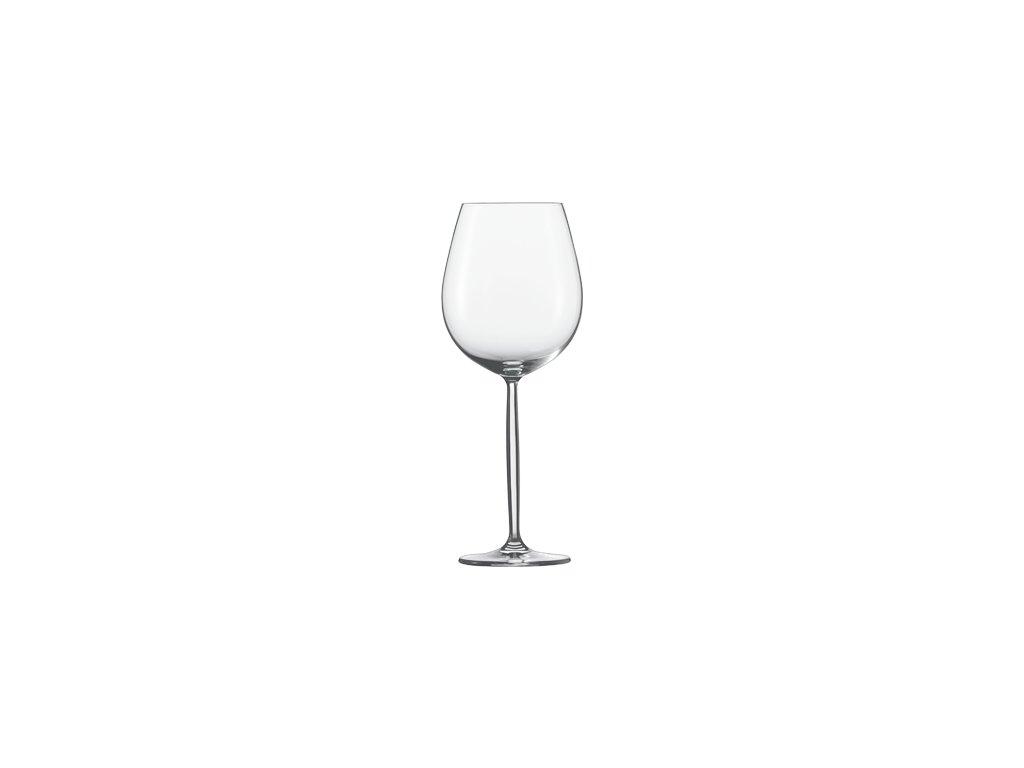 Křišťálové sklenice na červené víno BURGUNDY, 460ml  6ks, DIVA, SCHOTT ZWIESEL