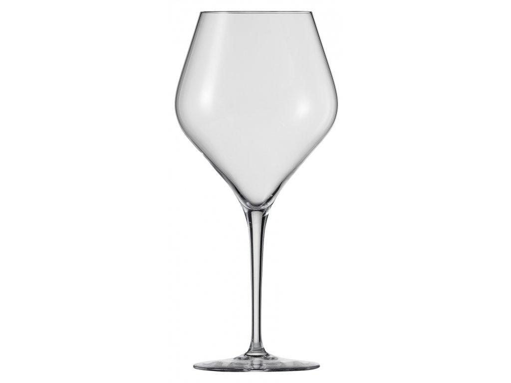 Křišťálové sklenice na červené víno BURGUNDY, 660ml  6ks, FINESSE, SCHOTT ZWIESEL