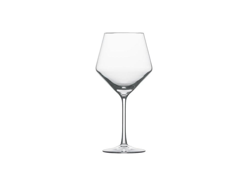 Křišťálové sklenice na červené víno BURGUNDY, 692ml  6ks, PURE, SCHOTT ZWIESEL
