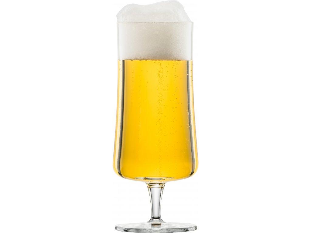 Křišťálové sklenice na Pivo na stopce 400ml  6ks,SCHOTT ZWIESEL