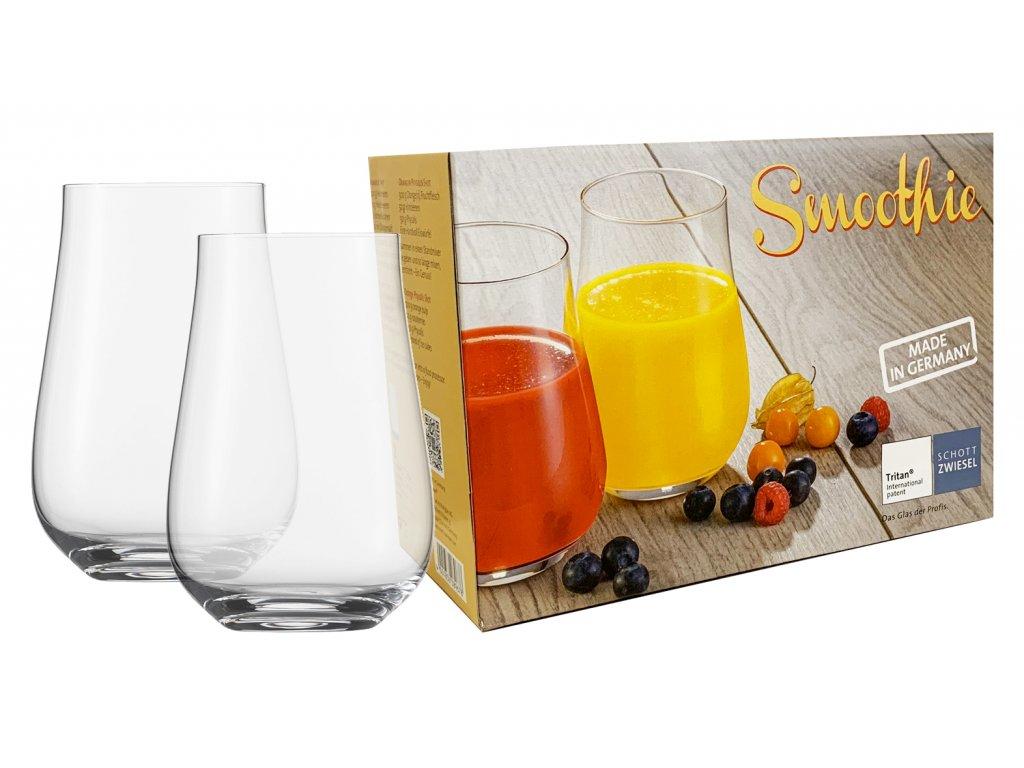 6001 3 sklenice na nealko 2ks 539ml smoothie schott zwiesel