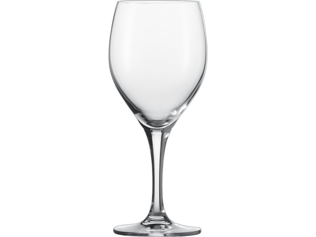 Křišťálové sklenice na červené víno, 445ml  6ks, MONDIAL, SCHOTT ZWIESEL