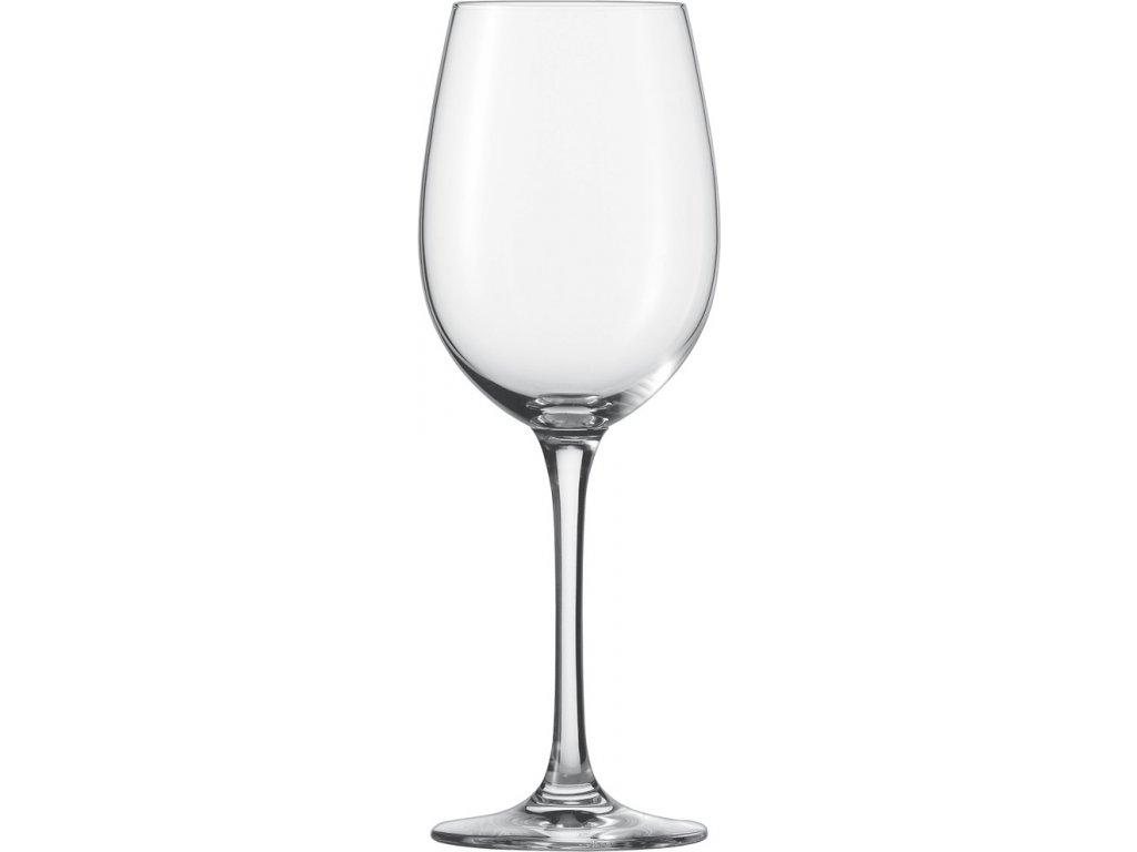 Křišťálové sklenice na červené víno BURGUNDY, 408ml  6ks, CLASSICO, SCHOTT ZWIESEL