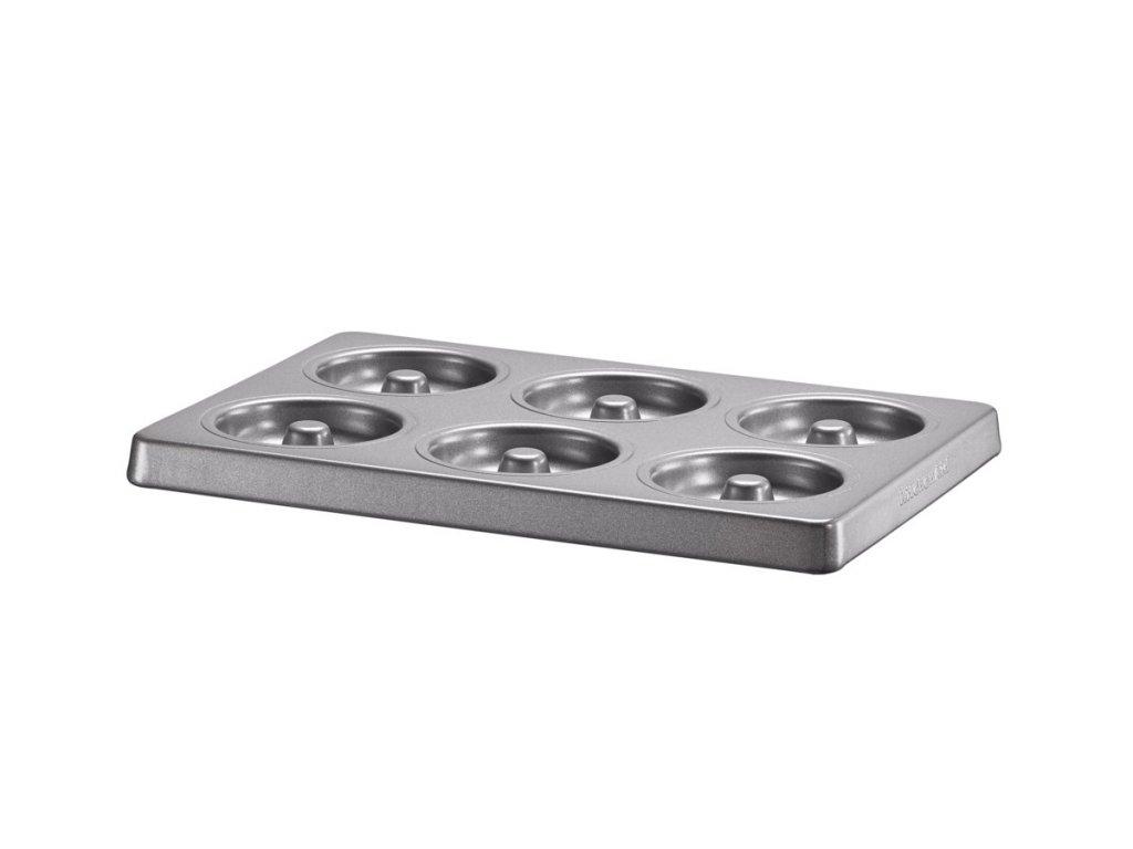 Forma na koblihy KBNSS06DG, 27x18 cm, balení 2 ks, KitchenAid