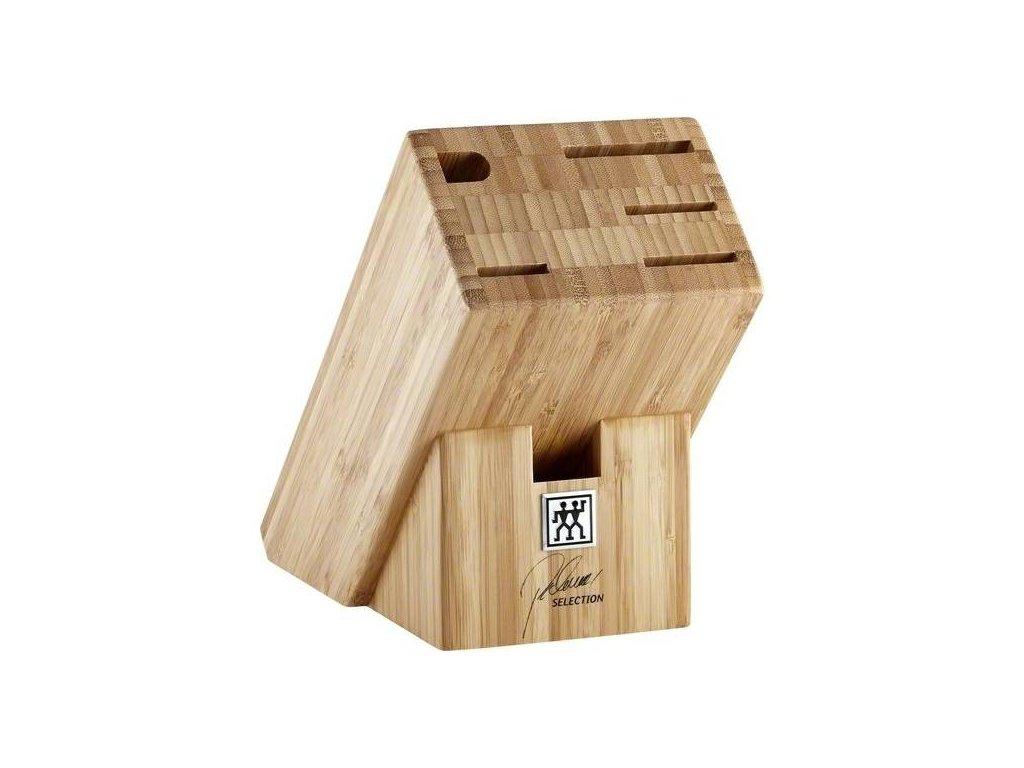 Blok na nože 6ks bambusový, Zwilling