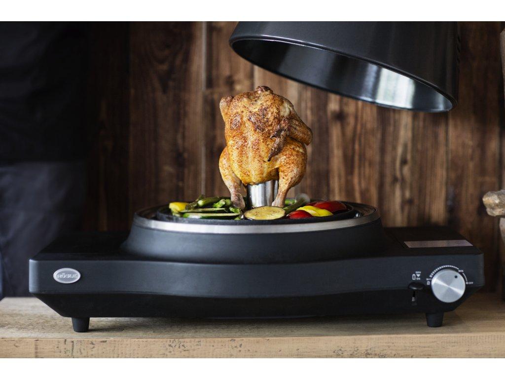 25078 grilovací stoja na kuře