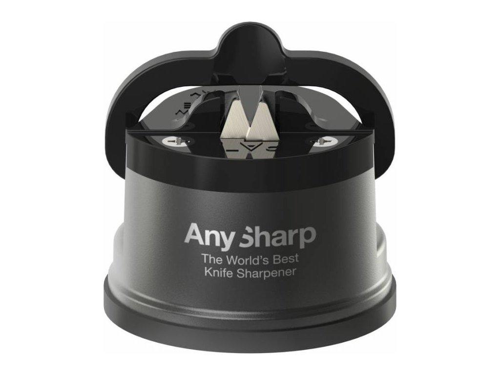 Brousek na nože tmavě šedý, AnySharp