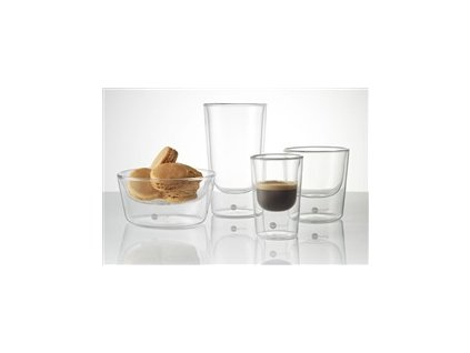 Termosklenice na Espresso, 85ml, série Hot´n Cool, JENAER GLAS (Balení 1ks)