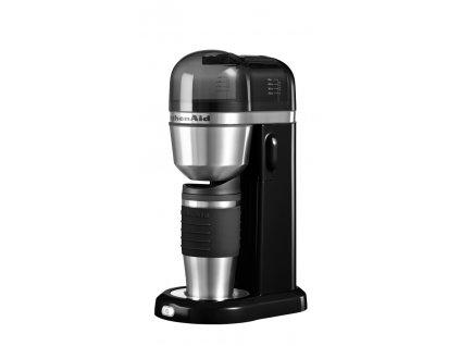 Osobní kávovar 5KCM0402, černá, KitchenAid