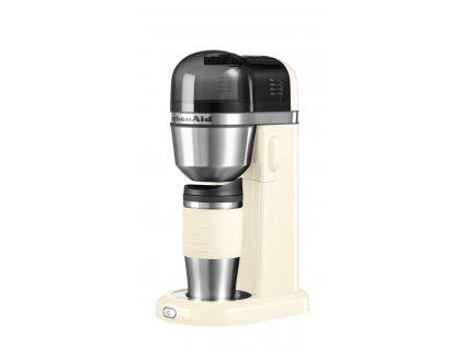 Osobní kávovar 5KCM0402, mandlová, KitchenAid