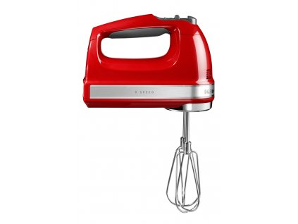 Ruční šlehač P2 5KHM9212 královská červená, KitchenAid