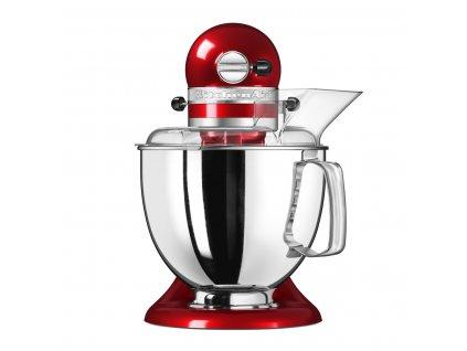 Kuchyňský Robot Artisan 5KSM185 červená metalíza, KitchenAid