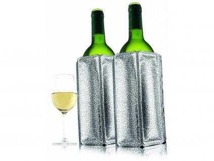 chladici navlek na vino sada 2 ks VACUVIN