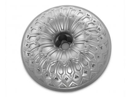 Forma na bábovku Royal stříbrná 2,13 l ,NORDIC WARE