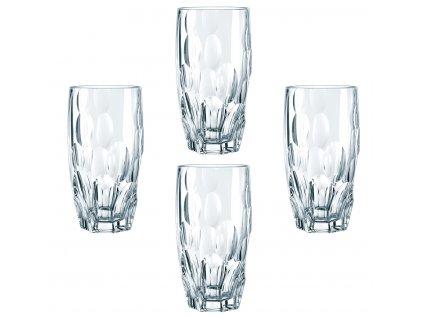 Křišťálové sklenice na Longdrink 4ks, 385 ml, Nachtmann NM93627 0