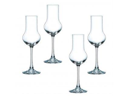 31916 4 kristalove sklenice na rum a grappu 109 ml 4ks vivendi premium nachtmann