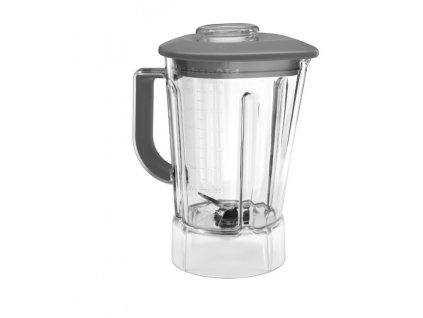 Nádoba plast 1,75 l (víko šedé+nůž) k mixéru Artisan 5KSB5553, KitchenAid