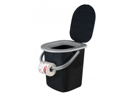 Přenosné WC kbelík 22l, BRANQ