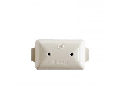 forma na chleba hranata na toasty 50550 lněná smetanová bílá emile henry