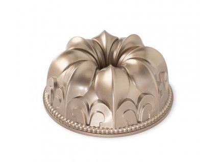 Forma na bábovku Královská Lilie karamelová 2,4 l , NORDIC WARE