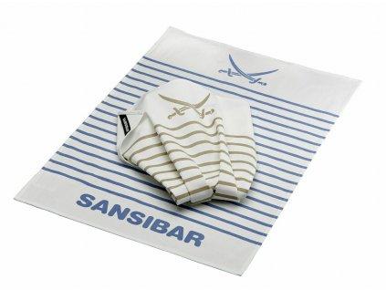Grilovací utěrky SANSIBAR set 2ks 70x50 cm, RÖSLE