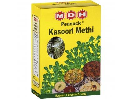 Pískavice listy (Kasoori Methi leaves 100g, MDH