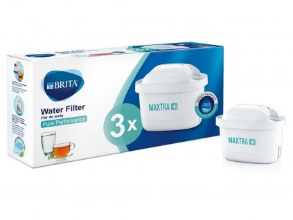 Filtrační patrony Maxtra + Pure Performance 3ks, BRITA