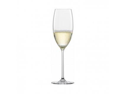 37577 2 kristalove sklenice na perlive vino prizma 288 ml 6ks schott zwiesel