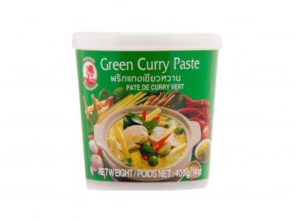 thajska zelena kari pasta 400g