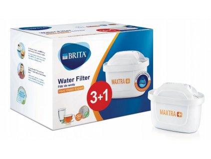 Filtrační patrony Maxtra + Hard Water 3+1ks, BRITA