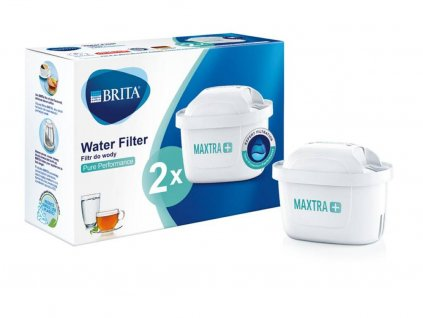 Filtrační patrony Maxtra + Pure Performance 2ks, BRITA