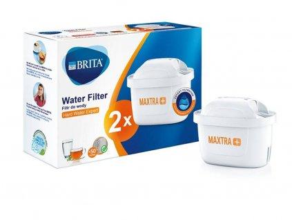 Filtrační patrony Maxtra + Hard Water 2ks, BRITA