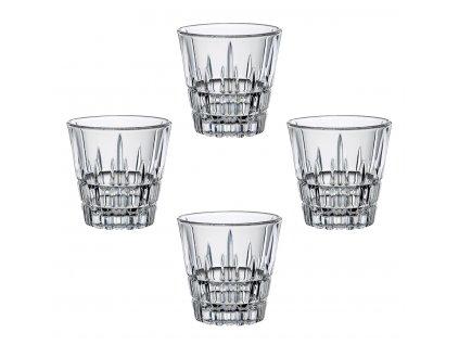 Křišťálové sklenice na Espresso nebo panák Perfect Serve 4ks 80 ml, SPIEGELAU