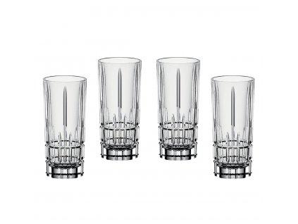 Křišťálové sklenice na PANÁK Perfect Serve 4ks 55 ml, SPIEGELAU