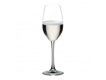 Křišťálové sklenice na šumivé víno 260ml 4ks ViVino, Nachtmann