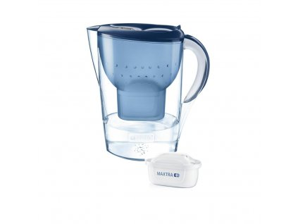 Filtrační konvice Marella XL Cool Memo 3,5 l modrá, BRITA