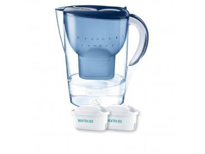 Filtrační konvice Marella XL Memo 3,5 l modrá + 2 filtry, BRITA